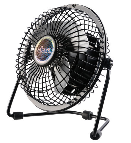 AKASA AK-UFN01-BK USB MINI FAN, 2W, 310G