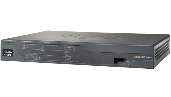 CISCO C881-K9 ISR881-K9 INTEGRATED SERVICES ROUTER