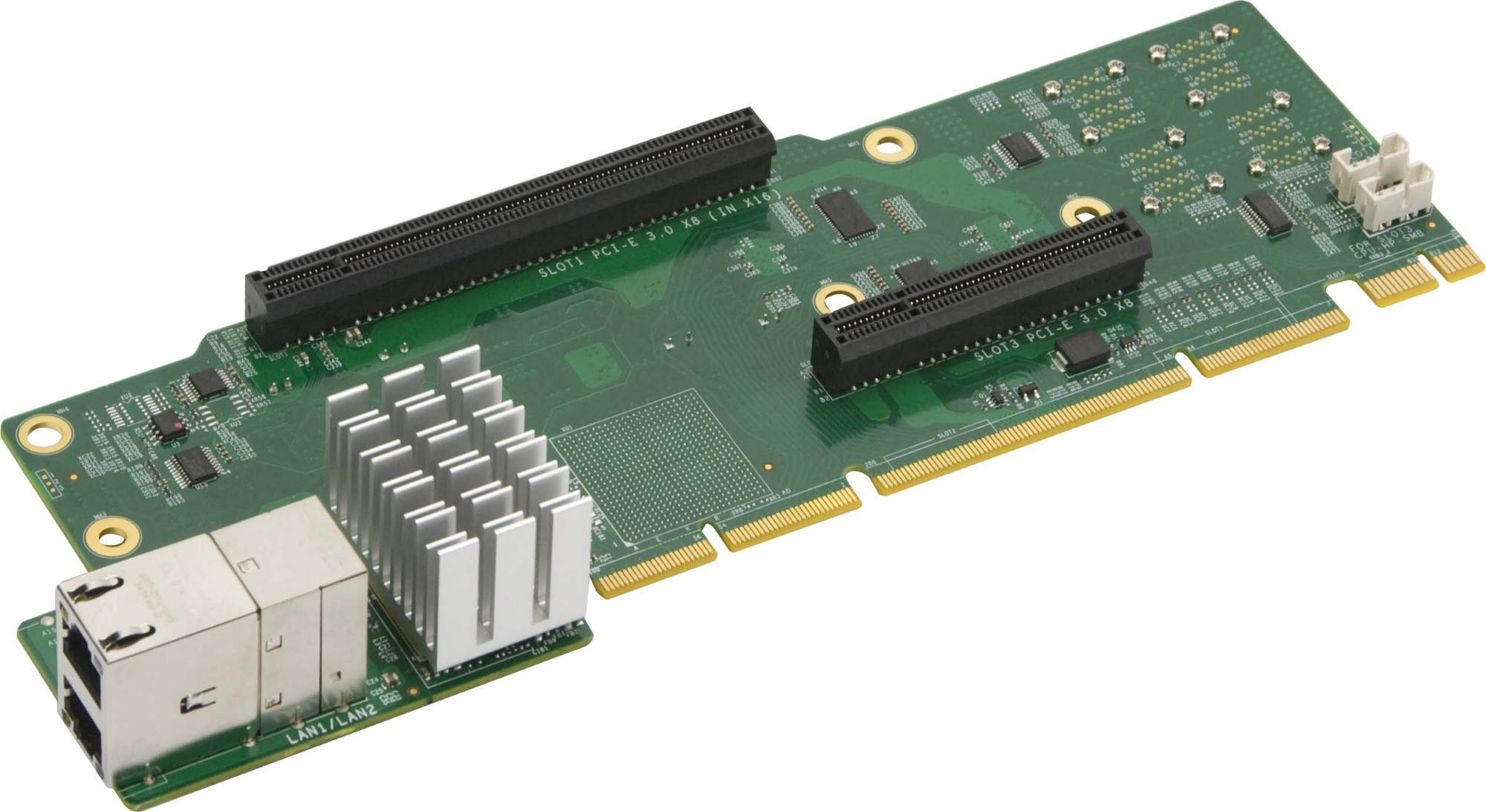 Supermicro AOC-2UR8N4-I2XT networking card Ethernet 10000 Mbit/s Internal
