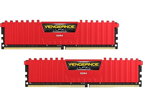 CORSAIR VENGEANCE 16GB DDR4 3000 MHZ KIT 3000MHZ MEMORY MODULE