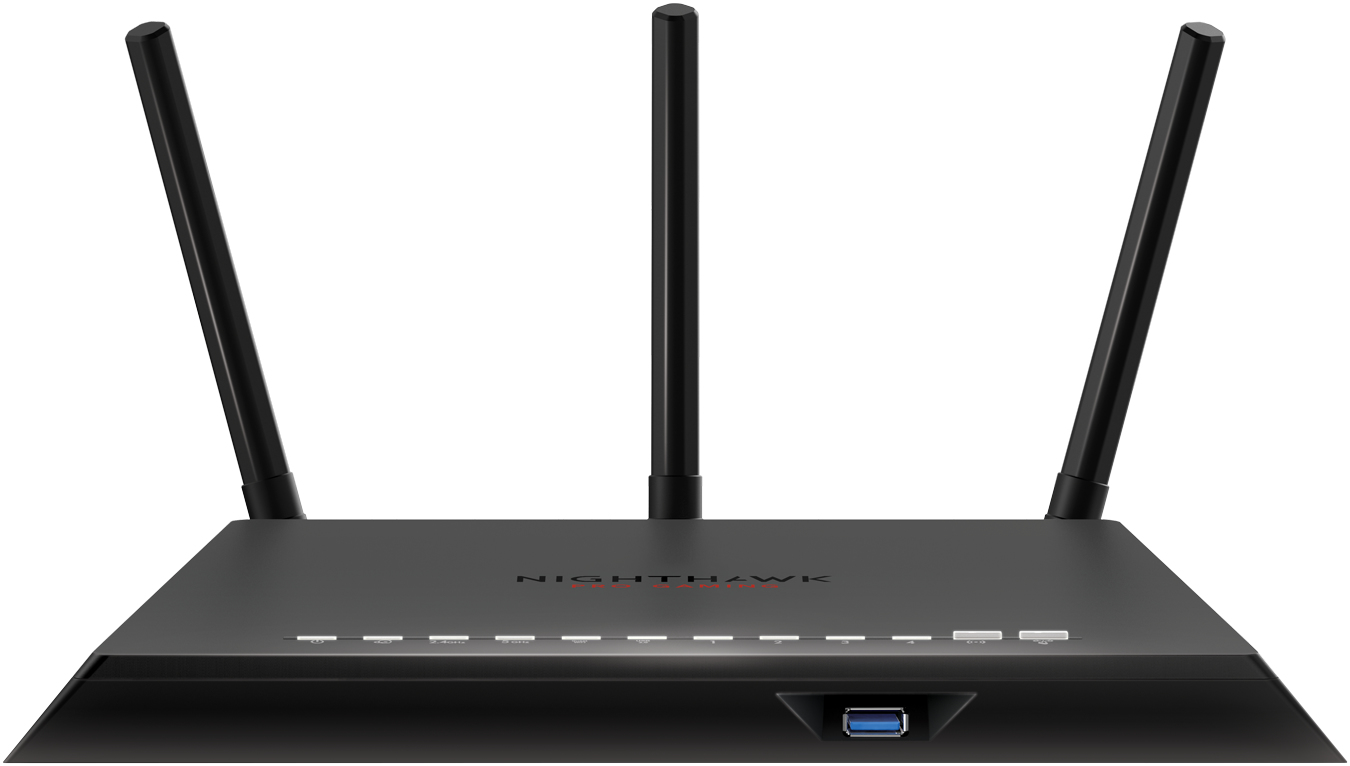 Netgear XR300 Nighthawk Pro Gaming wireless router Dual-band (2.4 GHz / 5 GHz) Gigabit Ethernet Black