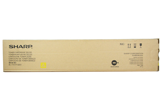 SHARP MX62GTYB 40000PAGES YELLOW TONER CARTRIDGE
