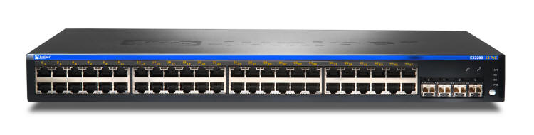 JUNIPER EX2200 MANAGED NETWORK SWITCH BLACK