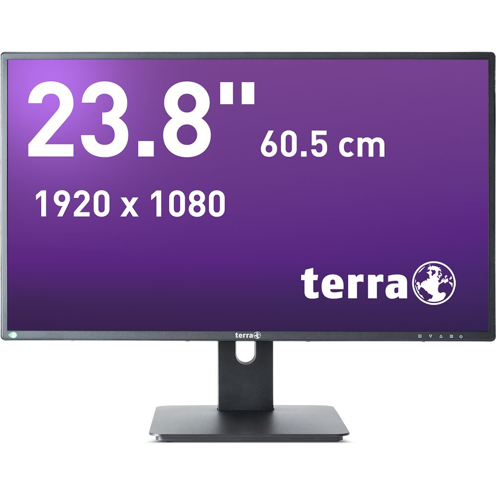 WORTMANN AG 3030008 TERRA LED 2456W, 59.9 CM (23.6