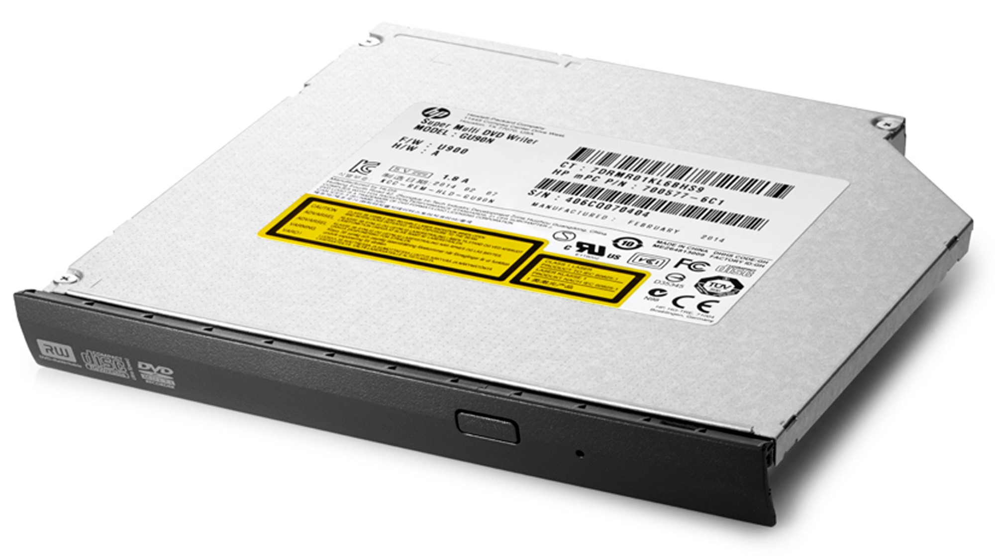 HP G1Y57AA 2013 UPGRADE BAY DVD - CARRIER AND DRIVE