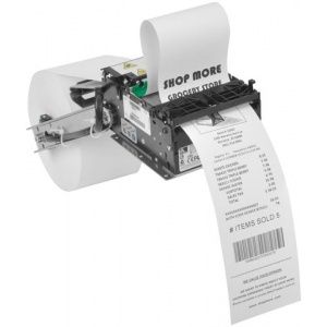 ZEBRA KR 203 DIRECT THERMAL LABEL PRINTER