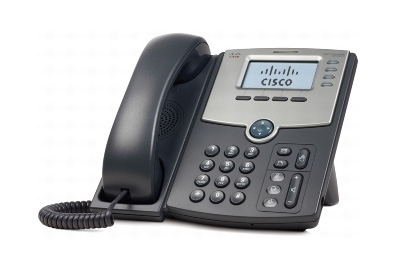 CISCO SPA504G SPA 504G WIRED HANDSET LCD IP PHONE