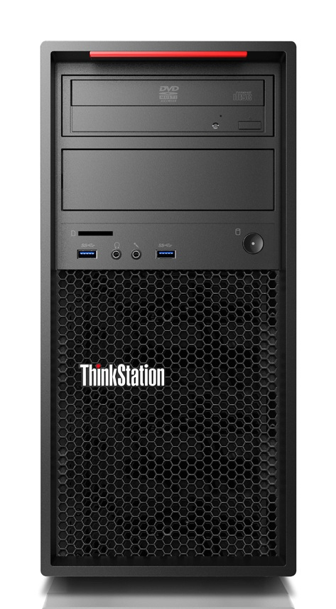 LENOVO 30BH000BUK THINKSTATION P320 4.2GHZ I7-7700K TOWER BLACK WORKSTATION