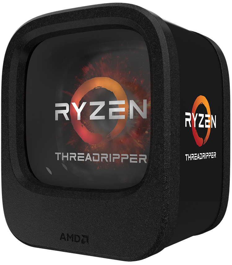AMD YD190XA8AEWOF RYZEN THREADRIPPER 1900X 3.8GHZ 16MB L3 BOX PROCESSOR
