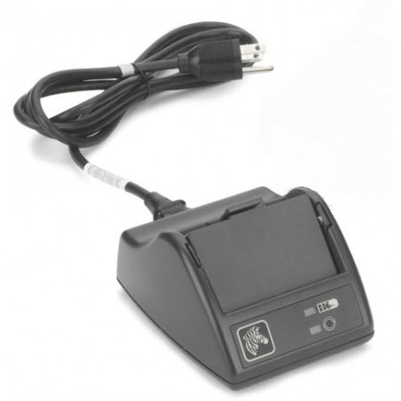 ZEBRA P1031365-065 INDOOR BATTERY CHARGER BLACK