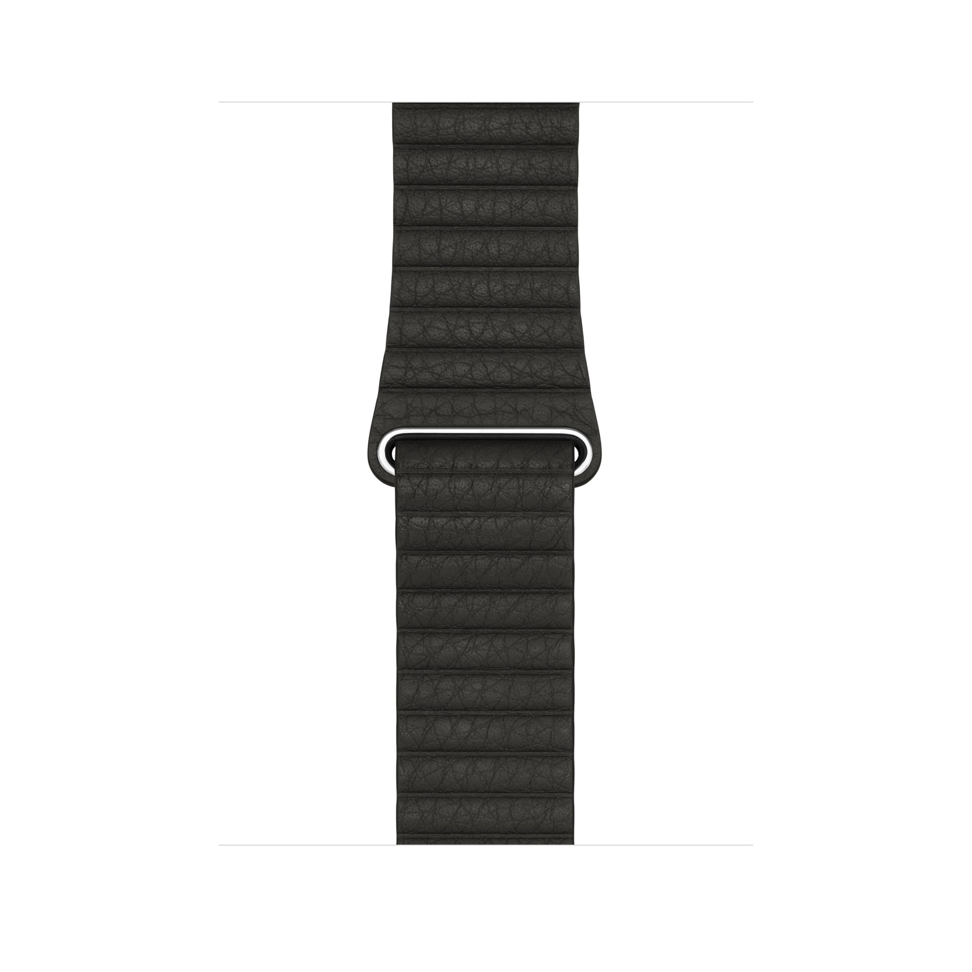 APPLE MQV82ZM/A BAND CHARCOAL, GREY LEATHER