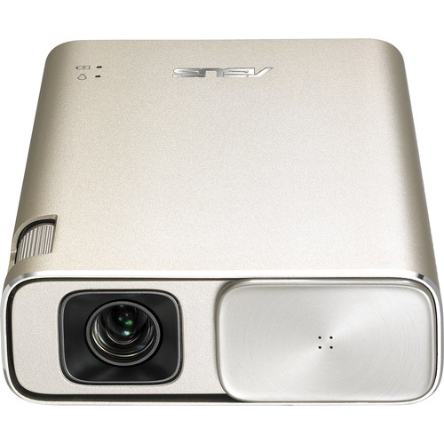 ASUS ZENBEAM GO E1Z PORTABLE PROJECTOR 150ANSI LUMENS DLP WVGA (854X480) GOLD DATA