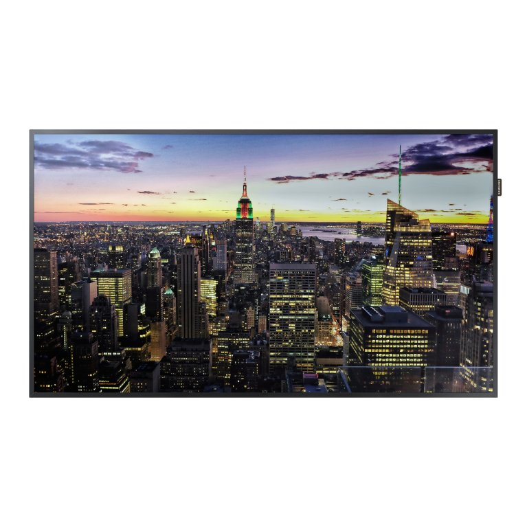 SAMSUNG QM55H DIGITAL SIGNAGE FLAT PANEL 55