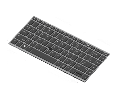 HP L14377-071 NOTEBOOK SPARE PART KEYBOARD