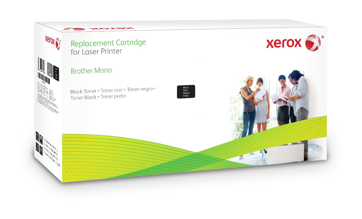 XEROX 006R03213 COMPATIBLE DRUM KIT, 25K PAGES, PACK QTY 1 (REPLACES BROTHER DR320CL)