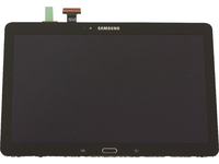 SAMSUNG MEA FRONT LCD BLACK