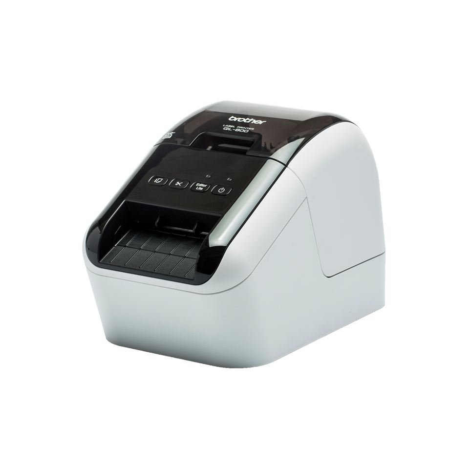 BROTHER QL-800 DIRECT THERMAL COLOUR 300 X 600DPI LABEL PRINTER
