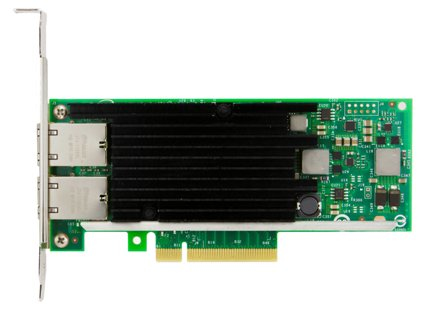 FUJITSU INTEL X540-T2 2X10GBASE-T LAN INTERNAL ETHERNET 10000MBIT/S NETWORKING CARD
