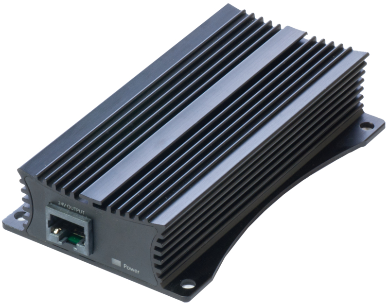 MIKROTIK RBGPOE-CON-HP GIGABIT ETHERNET 24V POE ADAPTER