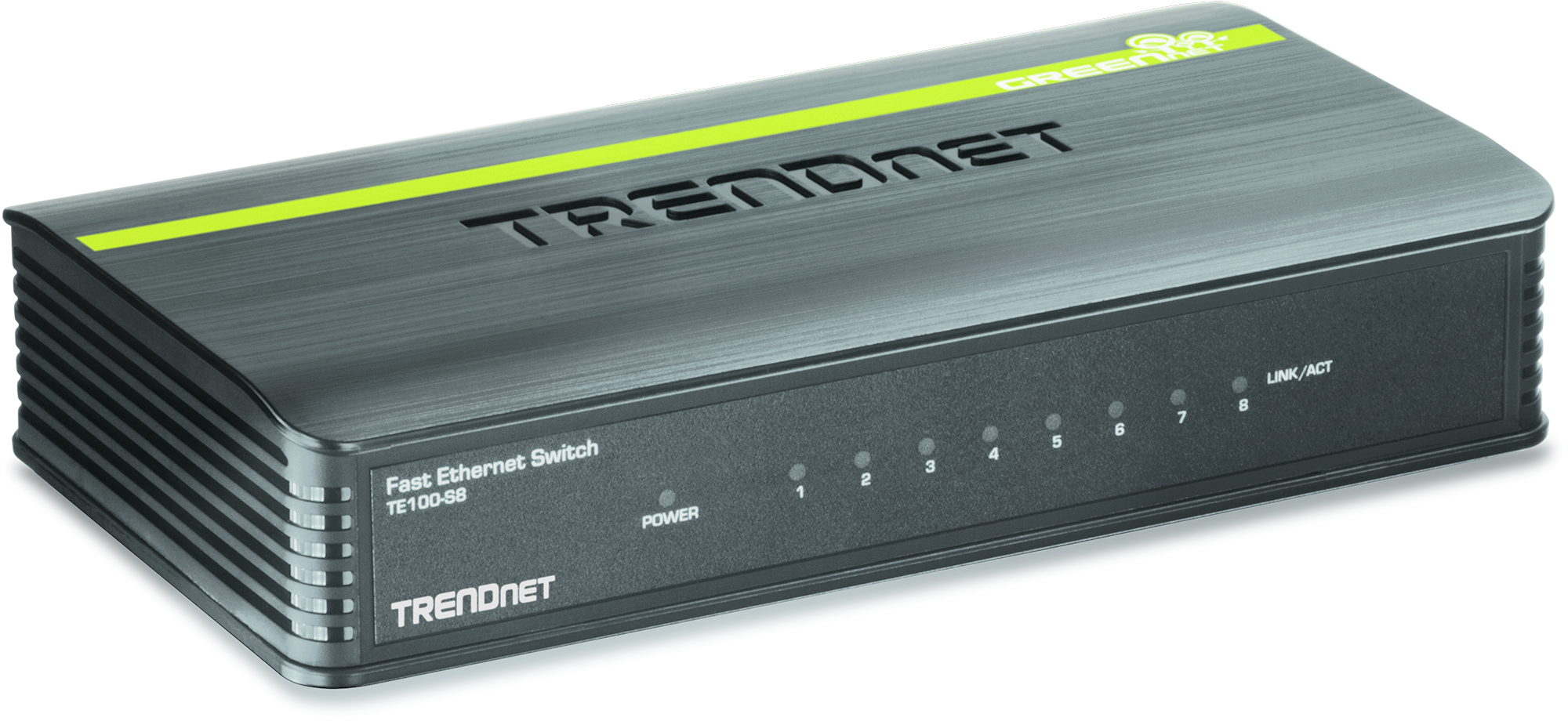 TRENDNET TE100-S8 8-PORT 10 - 100MBPS SWITCH
