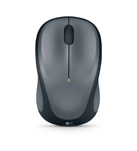 LOGITECH M235 RF WIRELESS OPTICAL 1000DPI AMBIDEXTROUS GREY MICE