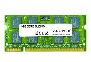 2-POWER 2PSPC2800SBMC14G 4GB DDR2 800MHZ MEMORY MODULE