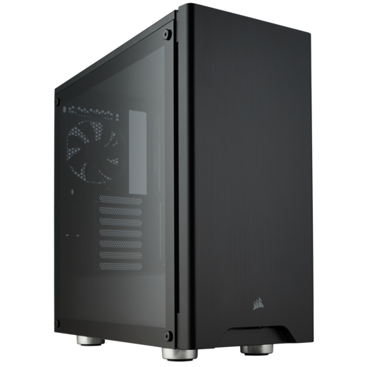 CORSAIR CARBIDE 275R MIDI-TOWER BLACK COMPUTER CASE