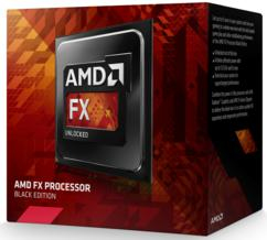 AMD FD6350FRHKHBX FX 6-CORE BLACK EDITION -6350 + WRAITH COOLER 3.9GHZ 6MB L2 BOX PROCESSOR