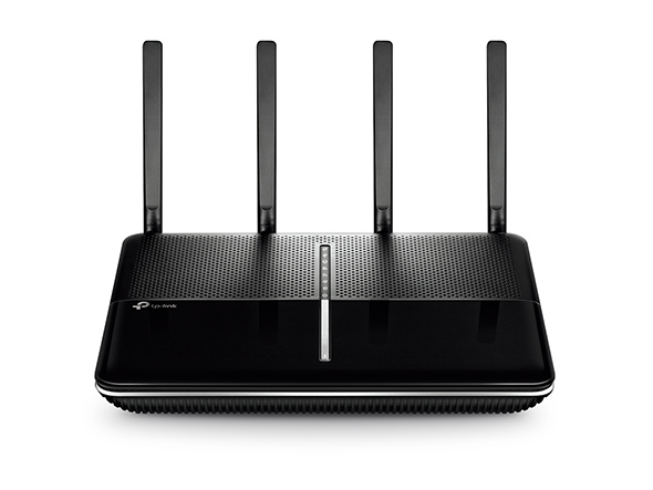 TP-LINK ARCHER VR2800 DUAL-BAND (2.4 GHZ / 5 GHZ) GIGABIT ETHERNET BLACK WIRELESS ROUTER