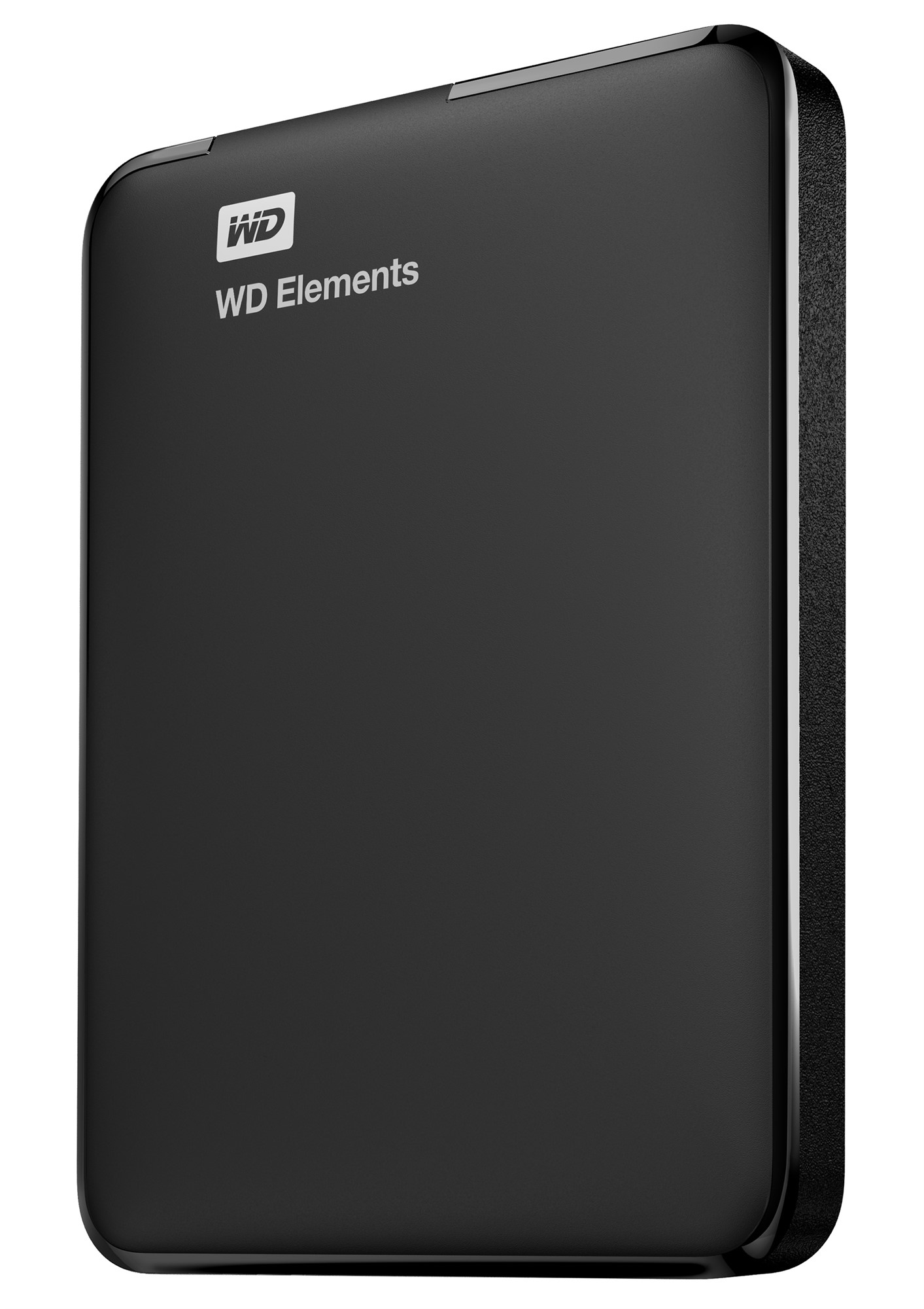 WESTERN DIGITAL WD ELEMENTS PORTABLE 2000GB BLACK EXTERNAL HARD DRIVE