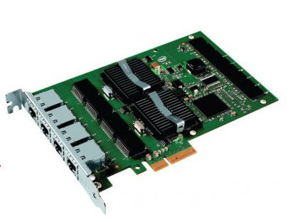 Intel PRO/1000 PT Quad Port Server Adapter Internal 1000Mbit/s networking card