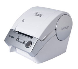 BROTHER QL-500A DIRECT THERMAL LABEL PRINTER