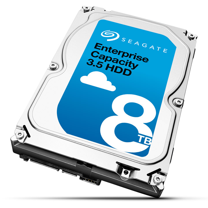 SEAGATE ENTERPRISE 8TB HDD 8000GB SAS INTERNAL HARD DRIVE