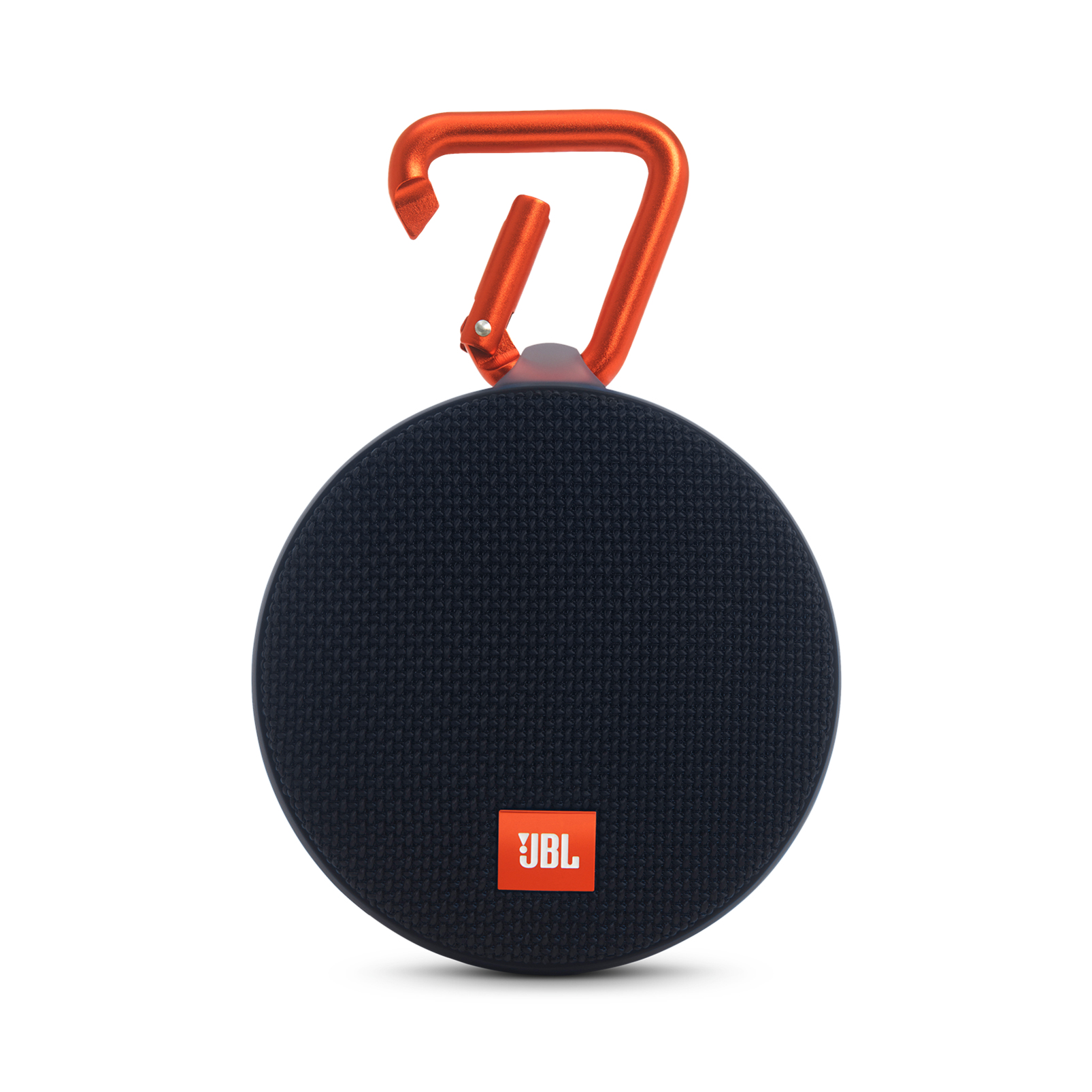 JBL CLIP 2 MONO PORTABLE SPEAKER 3W BLACK,ORANGE
