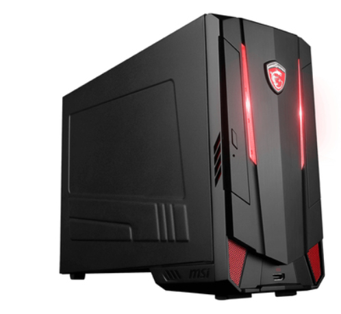 MSI NIGHTBLADE MI3 7RB-033UK 3GHZ I5-7400 DESKTOP BLACK PC
