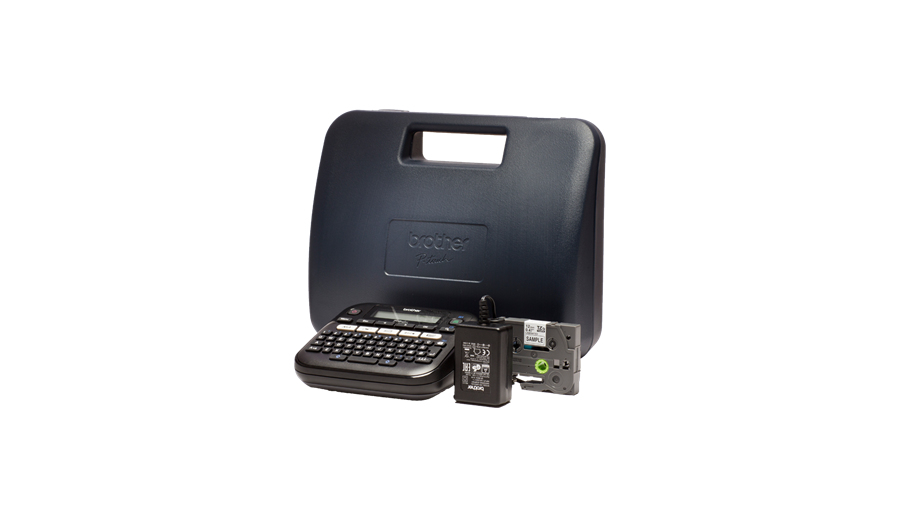 BROTHER PT-D210VP THERMAL TRANS 180 X 180DPI LABEL PRINTER
