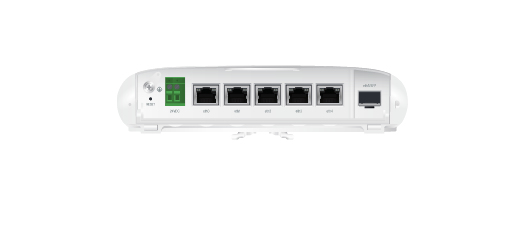 UBIQUITI NETWORKS EP-R6 L3 GIGABIT ETHERNET POWER OVER (POE) WHITE NETWORK SWITCH
