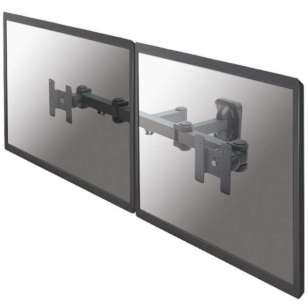 NEWSTAR FPMA-W960D TV/MONITOR WALL MOUNT (FULL MOTION) FOR TWO 10