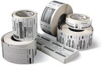 ZEBRA Z-SELECT 2000D WHITE SELF-ADHESIVE PRINTER LABEL