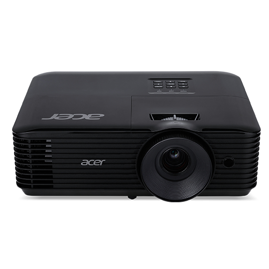 ACER ESSENTIAL X118AH CEILING-MOUNTED PROJECTOR 3600ANSI LUMENS DLP SVGA (800X600) BLACK DATA