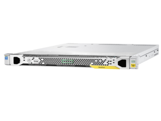 HPE StoreOnce 3100 disk array 8 TB Rack (1U)