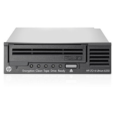 HPE EH969A STOREEVER LTO-6 ULTRIUM 6250 INTERNAL LTO 2500GB TAPE DRIVE