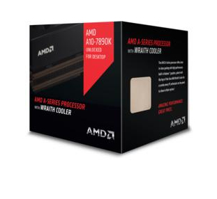 AMD AD789KXDJCHBX A SERIES A10-7890K 4.1GHZ 4MB L2 BOX PROCESSOR