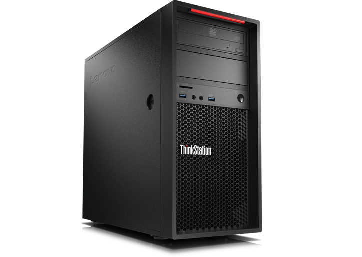 LENOVO 30B3001EUK THINKSTATION P410 3.6GHZ E5-1650V4 MINI TOWER BLACK WORKSTATION