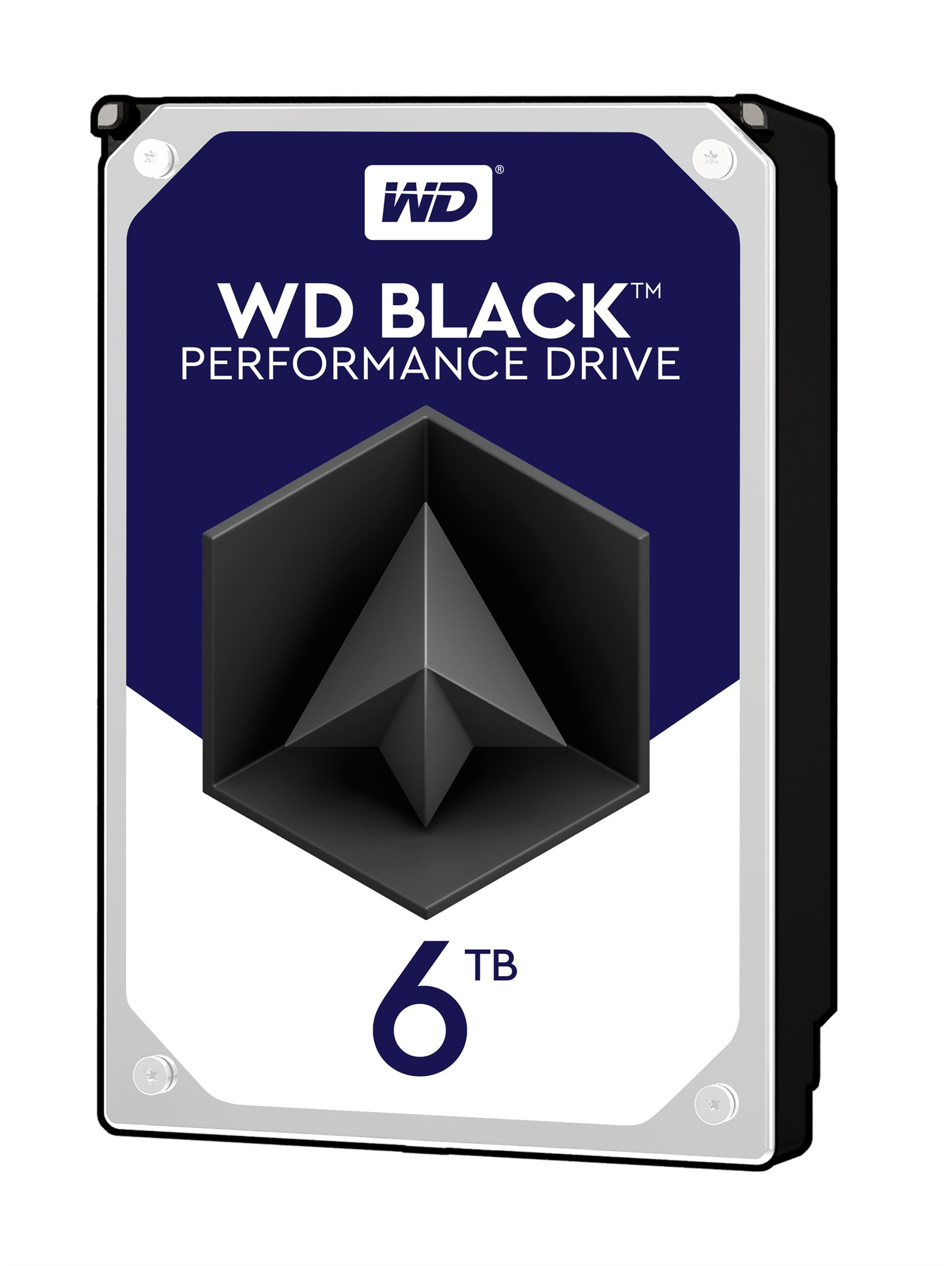 WESTERN DIGITAL BLACK HDD 6000GB SERIAL ATA III INTERNAL HARD DRIVE