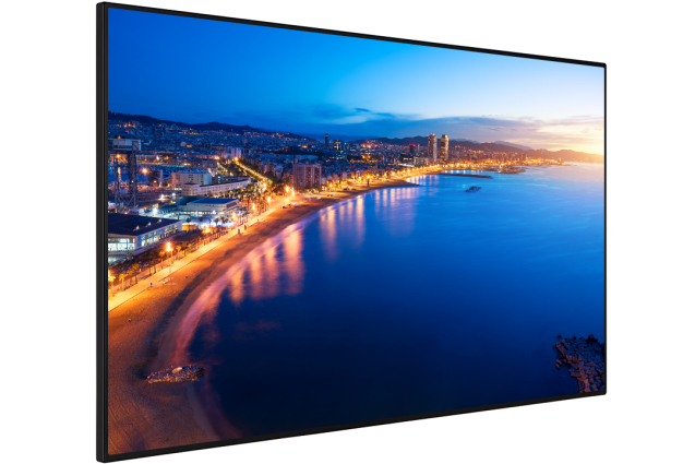 Vestel UEM55F35/6 signage display 139.7 cm (55