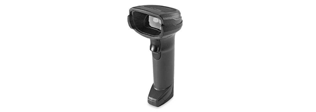 ZEBRA DS8108 HANDHELD BAR CODE READER 1D/2D LED BLACK