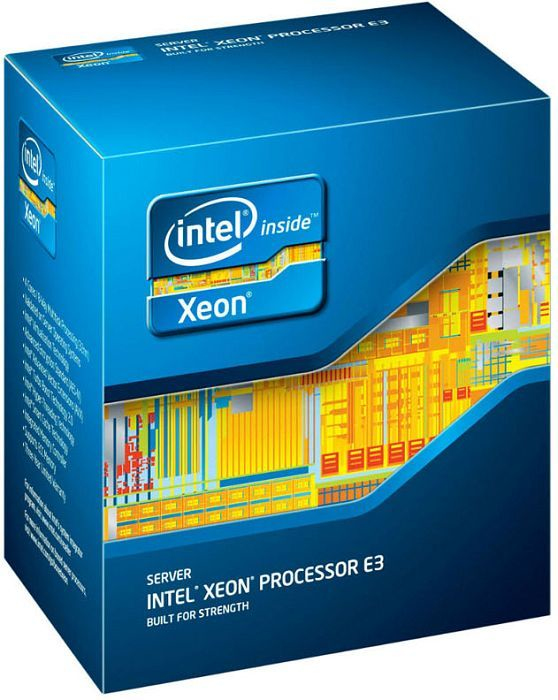Intel Xeon E3-1245V2 processor 3.4 GHz Box 8 MB Smart Cache