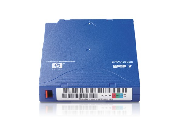 HPE C7971A 100GB LTO BLANK DATA TAPE