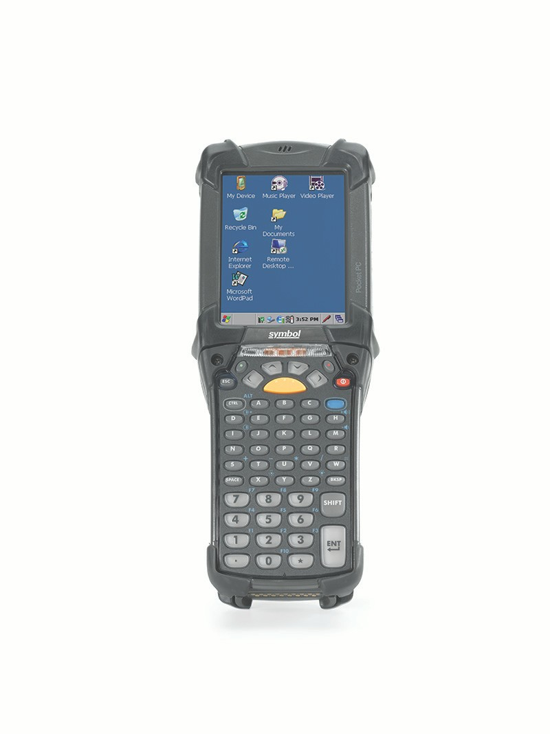 ZEBRA MC9200 HANDHELD MOBILE COMPUTER